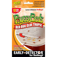 How To Get Rid Of Bed Bugs At Home Buggybeds Value Bedbug Glue Trap Detects And Lures Bedbugs 12