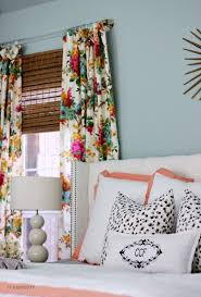 Modern Floral Curtain Panels Best 25 Floral Curtains Ideas On Pinterest Printed Curtains