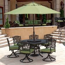 Patio Table Umbrella Walmart by Styles Small Patio Table With Umbrella Hole Is Perfect For Indoor