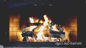 fireplace cool ventless gas fireplace vs vented popular home