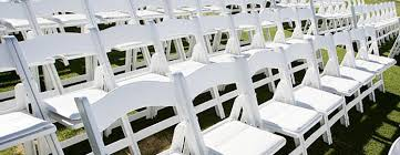 Bulk Discounts Folding Poly Chairs Washington White Plastic Chairs