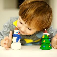 6 toddler friendly ornaments to make