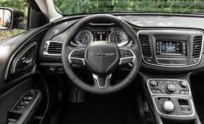 chrysler car interior 2015 chrysler 200 limited cars exclusive videos and photos updates