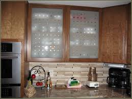 Frosted Glass Inserts For Kitchen Cabinet Doors Kitchen Custom Glass Cabinet Doors Etched Glass Doors Decorative