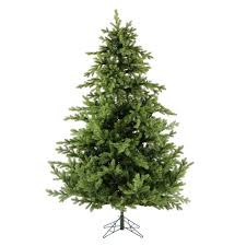 artifical christmas trees fraser hill farm 12 0 ft unlit foxtail pine artificial christmas
