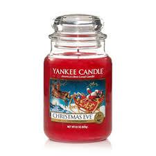 christmas eve large jar candle yankee candle