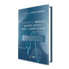 livro emergências médicas e suporte básico de vida em odontologia