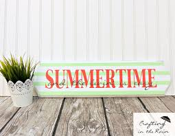 summer decorating ideas food crafts and family