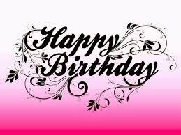 cute and best loved wallpapers and sms birthday wishing wallpapers