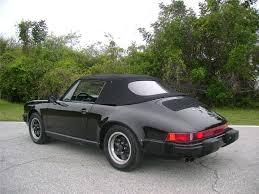 1983 porsche 911 sc convertible 1983 porsche 911 cabriolet 64438
