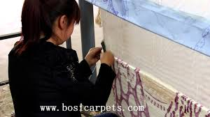 rugs home decorators collection the hand knotting process handmake silk carpet chinese silk rugs