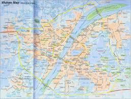 Dongguan China Map by Wuhan Map
