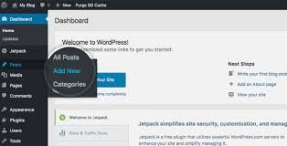 tutorial wordpress blog create a blog site with wordpress