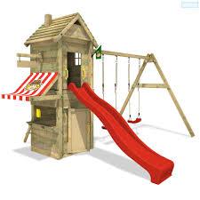 cabine de plage bois maisonnette en bois l enfants pour le jardin wickey fr