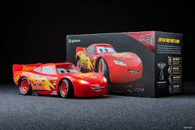 lighting mcqueen pedal car sphero s ultimate lightning mcqueen just in time for cars 3 the