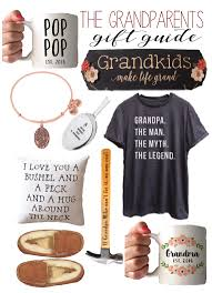 the best gifts for grandparents positively oakes