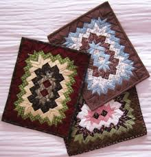 quilted fan placemats patterns take four placemats pattern