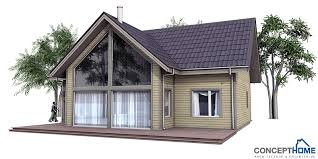 house building designs small house plan ch102 building design to narrow lot small house