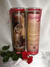 bewitching conjure candle