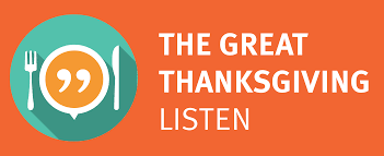 generation to generation join the great thanksgiving listen