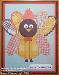 stampin up thanksgiving cards ideas november 2013 stamping with karen