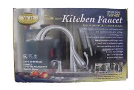 water ridge kitchen faucet water ridge tonette series kitchen faucet touch on kitchen sink