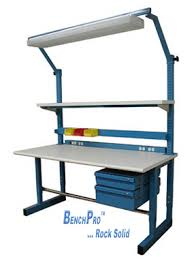 Dental Lab Bench Benchpro Esd Industrial Workbenches Top Quality Workbenches And