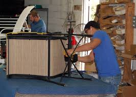 Outdoor Furniture Sarasota Fl Furniture White Metal Lounger By Tropitone Furniture With Purple