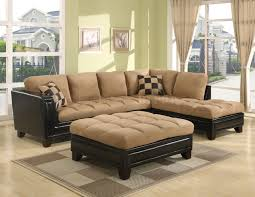 Leather And Suede Sectional Sofa Fresh Leather And Suede Sectional Sofa 90 With Additional