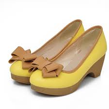 Comfortable Heels For Plus Size Cheap High Heels Bow Wedges Find High Heels Bow Wedges Deals On