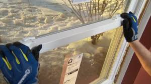 How To Clean A Brick Floor Inside by How To Install A Window Homes With Siding Or Brick Exterior