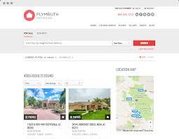idx websites placester