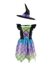 halloween magic kids u0027 witch costume aldi uk