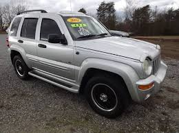2002 jeep limited 2002 jeep liberty limited 4dr 4wd suv in lenoir nc judy s cars