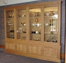 trophy display cabinets simon reynolds cabinet maker bespoke handcrafted wooden furniture
