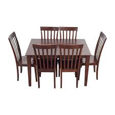 walmart table and chairs set walmart dining chairs set of 4 montibello bar 3 piece 6 seat table