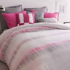 5 Piece Duvet Set Dkny Frequency 1 5 Piece King Duvet Cover Pink Gray White Ombre