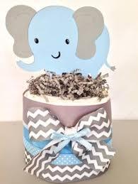 elephants baby shower party ideas ombre cake elephant baby
