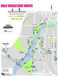 Boston Marathon Course Map by Race Events U0026 Register Saskatchewan Marathon