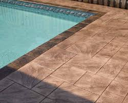 Stamped Concrete Backyard Ideas by Slate Stamped Concrete Patio Lammy Pinterest Stamped