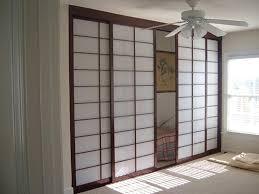 Asian Closet Doors Shoji Closet Doors Diy Roselawnlutheran