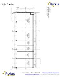 retail space floor plans wylie crossing retail space for lease wylie tx