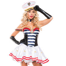 Ship Captain Halloween Costume Cruise Ship Captain Costume N8189