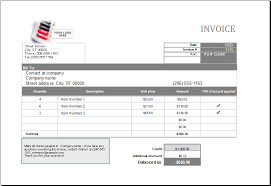Excel Sales Templates Editable Printable Ms Excel Format Sales Invoice Excel Templates