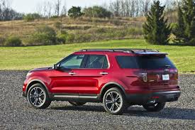 Ford Explorer Rims - 2013 ford explorer sport with 350 horses priced at 40 720