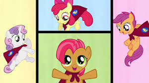 cutie mark crusaders my little pony friendship is magic wiki