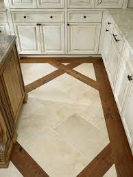 Portstone Brick Flooring by Ceramic Floor Wood Inlay Www Benvenutiandstein Com Remodel