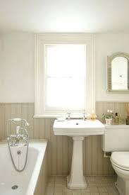 bathroom paneling ideas wood panelling bathroom evisu info