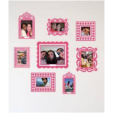 sticker frames stickr frames romantic baroque ornate black sticker frames 3 thumbnail