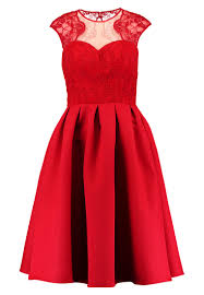 chi chi london tall gillian cocktail dress party dress red